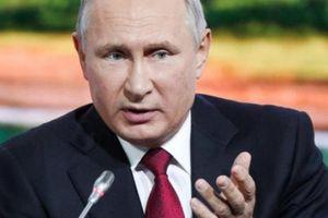 Putin khuyên châu Âu giúp Syria để tránh thảm họa này