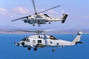 Mỹ bổ sung 8 trực thăng MH-60R Seahawk vào năm 2020