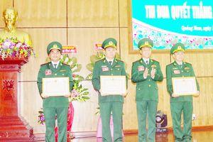 Khen thưởng nhiều tập thể, cá nhân xuất sắc trong phong trào Thi đua Quyết thắng