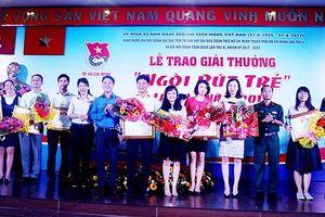 Bình chọn, trao giải thưởng 'Ngòi bút trẻ' 2018