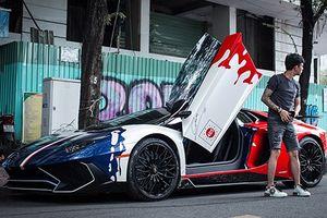 Minh Nhựa bán siêu xe Lamborghini Aventador SV 35 tỷ đồng