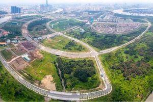 4 tuyến đường Thủ Thiêm nào liên quan đến ông Tất Thành Cang?