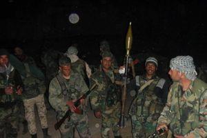 Phiến quân 'trắng đêm' trước đợt tấn công vũ bão của quân đội Syria