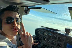 Cuộc sống ít biết của 3 sao Việt đình đám bỏ showbiz làm phi công