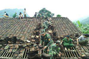 Đoàn kết để xây dựng và bảo vệ biên giới