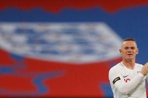 Rooney có màn chia tay đẹp khi tuyển Anh dễ dàng thắng Mỹ