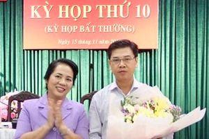 Phó bí thư Quận ủy Q.1 Nguyễn Văn Dũng làm Chủ tịch UBND Q.1