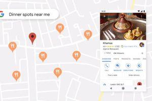 Đã có thể nhắn tin cho doanh nghiệp từ Google Maps