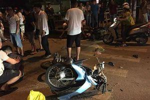 Phó giám thị trại tạm giam bị xe máy tông tử vong