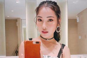 Vẻ đẹp nóng bỏng của bạn gái nhạc sỹ Dương Khắc Linh