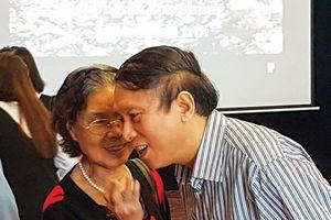 Dương Kỳ Anh và Nguyễn Hoàng Sơn