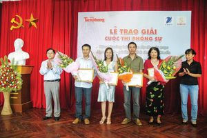 'Tổ video' ở Tiền Phong Online