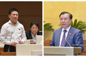 Tổng Kiểm toán Nhà nước tranh luận thẳng thắn với Bộ trưởng Tài chính