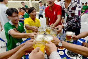 12 tác hại kinh hoàng của rượu bia với cơ thể