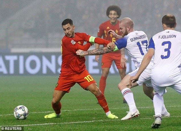 Bỉ thắng trận thứ 3 liên tiếp ở UEFA Nations League