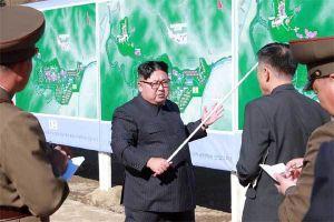 Triều Tiên thử vũ khí chiến thuật, siêu tối tân