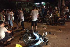 Nghệ An: Hai xe máy va chạm, một Thượng tá Công an tử vong