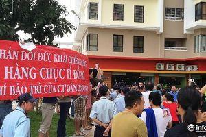Cư dân khởi kiện, UBND phường bị tòa tuyên buộc tổ chức hội nghị chung cư