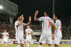 Tin mới nhất về các cầu thủ Việt Nam trước thềm trận đấu gặp Malaysia