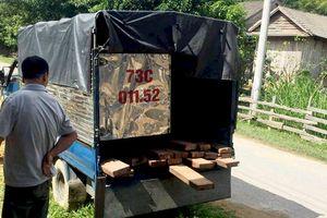 Truy bắt xe chở gỗ, 3 kiểm lâm bị đánh nhập viện