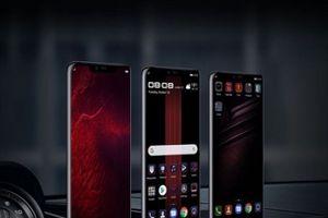 Những chi tiết 'khủng' của chiếc điện thoại Huawei Mate 20 RS