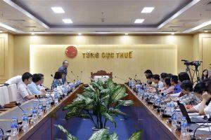 Tổng cục Thuế phản hồi ý kiến lãnh đạo Kiểm toán Nhà nước tại thảo luận Quốc hội