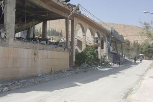Truyền thông Syria: 17 người thiệt mạng do các cuộc không kích của liên quân Mỹ