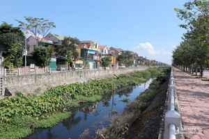 Cử tri thành phố Vinh kiến nghị sớm nạo vét kênh Bắc