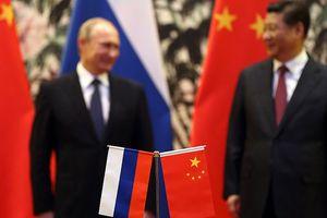 Trung Quốc hy vọng tăng cường quan hệ với Nga