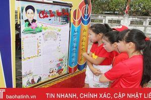 Nhiều giải thưởng được trao tại cuộc thi viết về Nguyễn Công Trứ