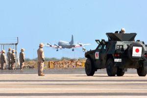 Nhật mở rộng căn cứ quân sự tại Djibouti để đối phó Trung Quốc