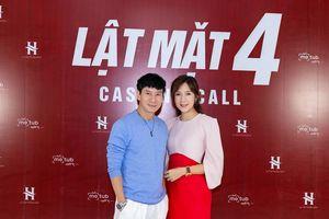 Lý Hải – Minh Hà 'thừa thắng xông lên' tuyển quân cho phim Lật mặt 4