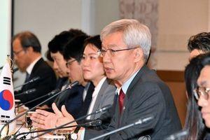 Hàn Quốc và UAE mở kênh đối thoại cấp cao về hợp tác hạt nhân