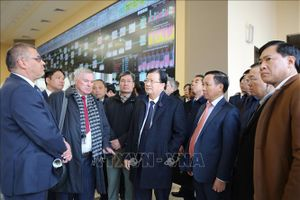 Quan hệ Việt - Nga tiếp tục phát triển thực chất, bền vững