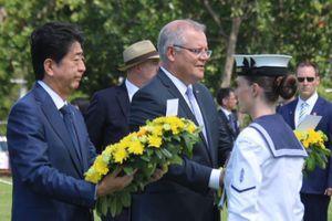 Nhật Bản, Australia tăng cường hợp tác quốc phòng và thúc đẩy thương mại tự do đa phương