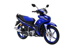 Yamaha Việt Nam bổ sung màu mới cho xe số Sirius và Jupiter
