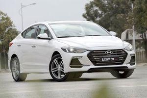 Cập nhật bảng giá xe Hyundai tháng 11/2018