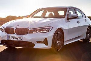 BMW giới thiệu phiên bản hybrid sạc điện 330e thế hệ mới