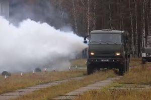 Chuyên gia Mỹ choáng trước phương tiện tiêu tẩy điên rồ của quân đội Nga
