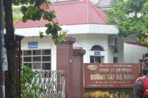 Ba cựu cán bộ Công ty cổ phần đường sắt Hà Ninh lĩnh án