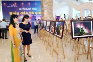 Khai mạc triển lãm ảnh 'Biển đảo Tổ quốc' tại Đà Nẵng
