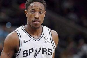 DeMar DeRozan khiến Spurs phải trả cái giá quá đắt cho sai lầm của mình