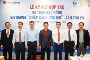 Vietravel ký thỏa thuận hợp tác với 5 trường đại học ở TP. Hồ Chí Minh