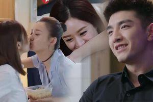'Thời gian tươi đẹp của anh và em' Tập 7 - 8: Bị nghi ngờ có tình cảm với Kim Hạn, Triệu Lệ Dĩnh chơi lầy hôn nữ trợ lý