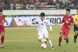 Trận đấu giữa Việt Nam với Malaysia đang gây sốt tìm kiếm trên Google
