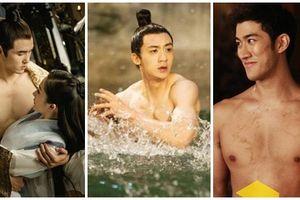 Điểm danh những Hoàng thượng sở hữu thân hình tạc tượng của màn ảnh Hoa ngữ