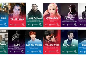 Cơ hội dành cho bạn trẻ Việt được tham dự 'Zanchi 8 Global Festival' ở Hàn Quốc