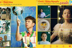 Cười ra nước mắt với cuộc sống xáo trộn của Thái Hòa phiên bản Kaity Nguyễn trong 'Hồn papa da con gái'