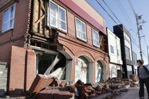 Động đất cường độ 6,9 tại khu vực Quần đảo Nam Sandwich