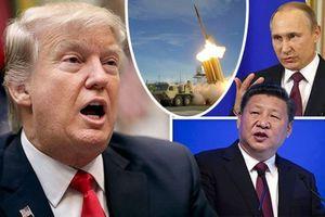 Mỹ giảm quân tại châu Phi, dồn lực đối phó Nga-Trung Quốc
